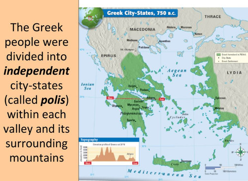 Unit 2 Test Review - Ancient Greece and Ancient Rome