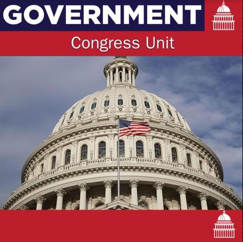Congress Unit (8 days)