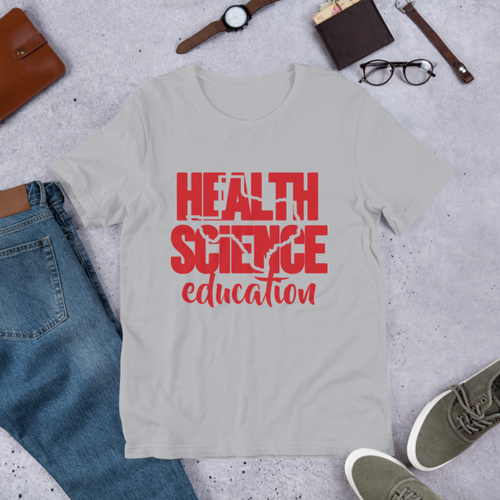 """""""Texas Health Science"""" Red"""
