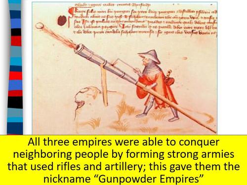 Unit 8 Test Review - Gunpowder Empires, Qing China, Feudal Japan