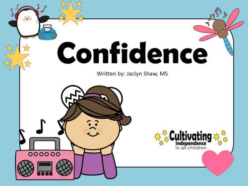 Confidence Social Story