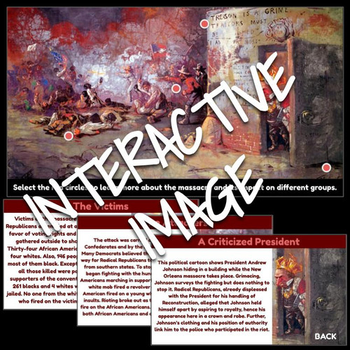 Interactive Image: The Massacre of New Orleans