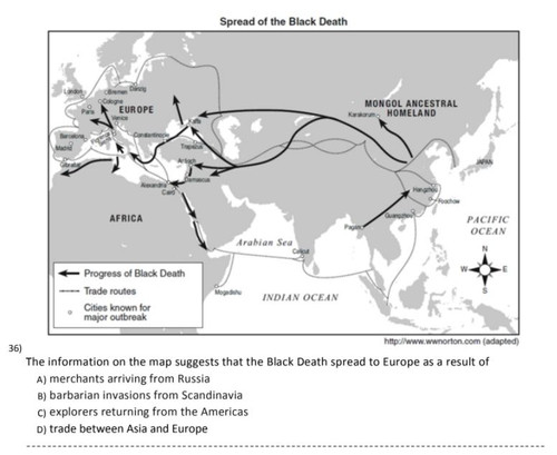 World History Unit 5 Test (Chinese Dynasties, Pre-Columbian America, The Mongols)
