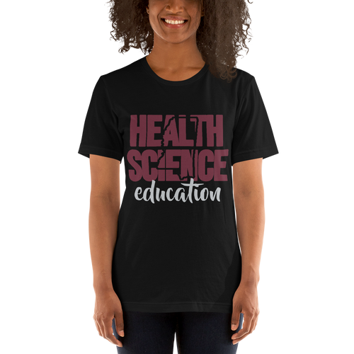 """""""Mississippi Health Science"""" Maroon and White"""