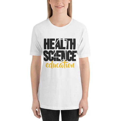 """""""Mississippi Health Science"""" Black and Gold"""