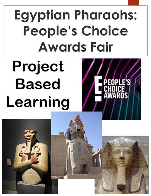 Egyptian Pharaohs PBL: People's Choice Awards Fair