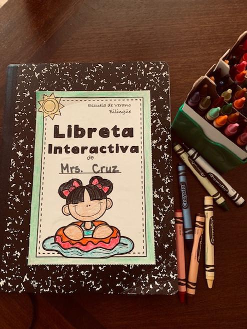 Spanish Syllables Interactive Notebook // Libreta Interactiva de las Sílabas