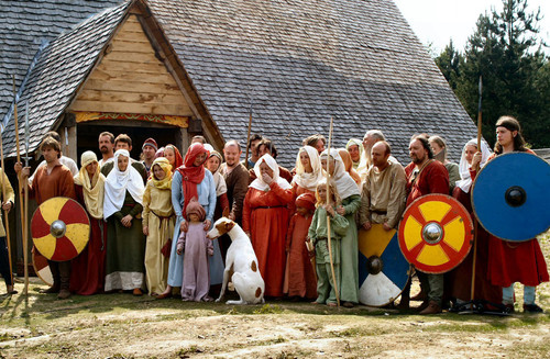 Anglo Saxons Unit
