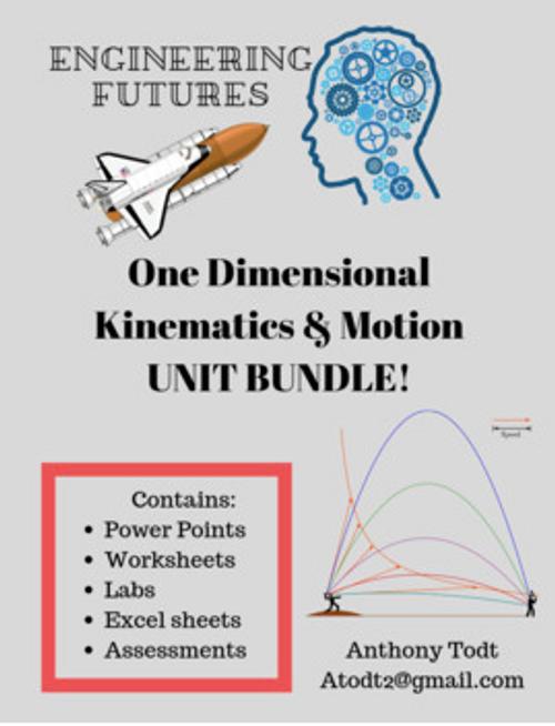 One Dimensional Kinematics UNIT