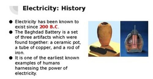 The Ultimate Electricity & Circuit Powerpoint