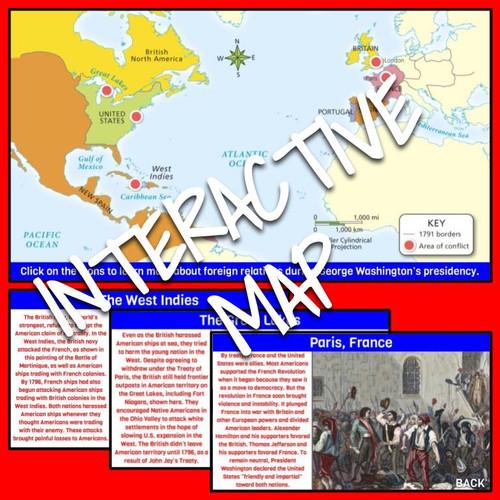 Foreign Affairs Under George Washington