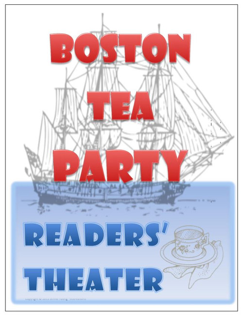 Boston Tea Party Readers' Theater