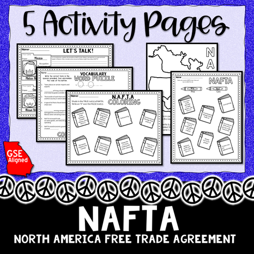 NAFTA Activity Packet
