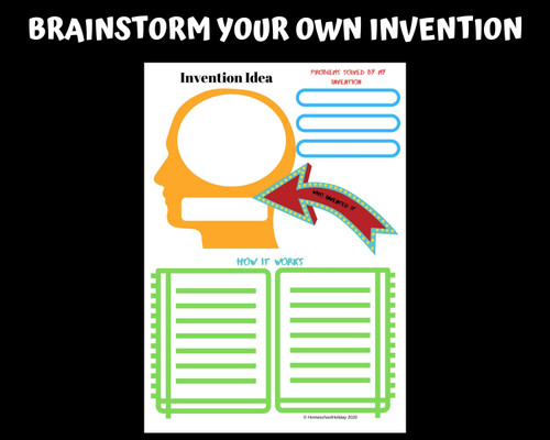 Celebrate Discovery and Invention with Kid Inventors Day!