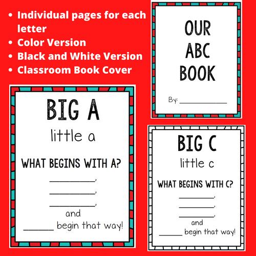 Dr. Seuss ABC Classroom Book