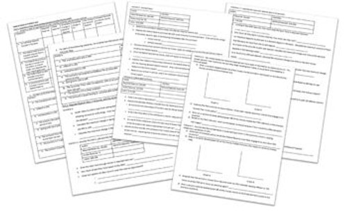 Federal Reserve Worksheet 30 Problem Sets Economics Graphing and Powerpoint