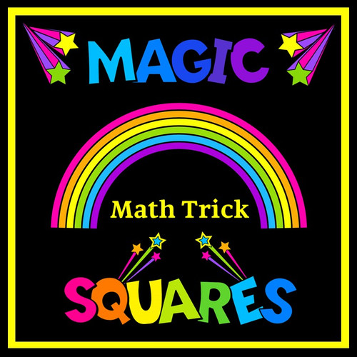 An Amazing Number Trick - Math Project - 2-digit Addition - Mental Math Activity