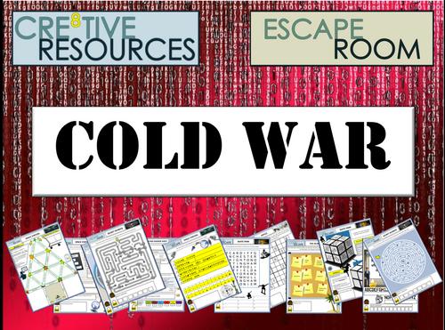 Cold War Escape Room