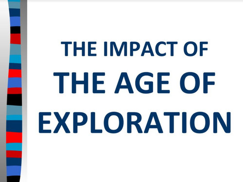 Impact of the Age of Exploration
