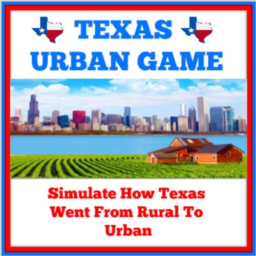 Texas Urban Game