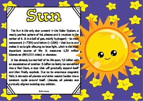 Solar System/Universe Unit