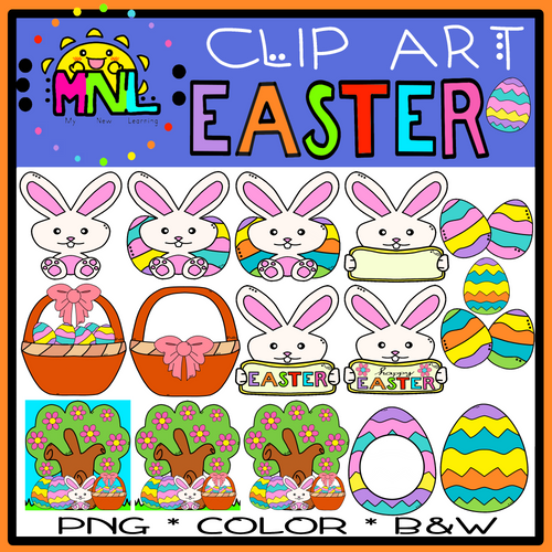 Easter Clipart - 35 images!