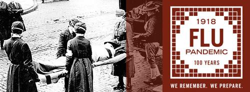 Influenza Pandemic of 1918 and the Coronavirus pandemic of 2020