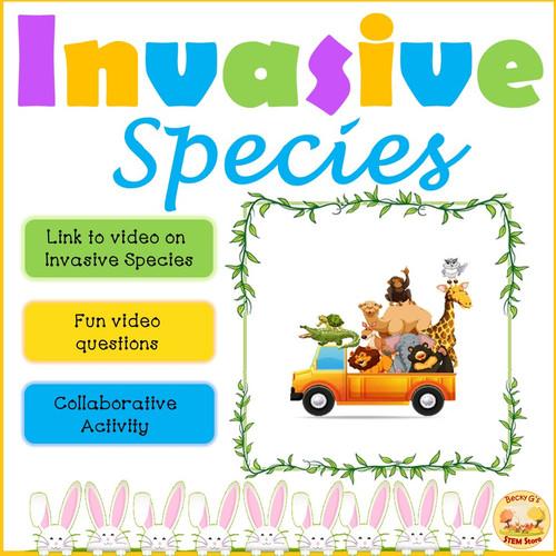Invasive Species! - FREE