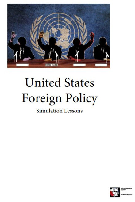 Gov Foreign Policy Simulation (From the President, CIA, State, etc.)