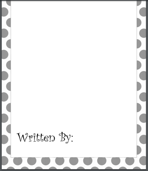 Fairytale Writing Mini Unit