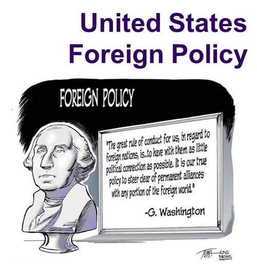 American Foreign Policy (two student simulation scenarios)