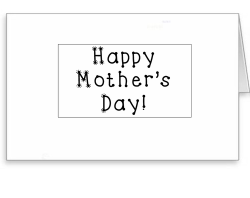 Mother's Day Virtual Card