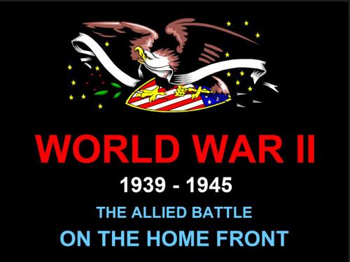 WWII Propaganda Analysis