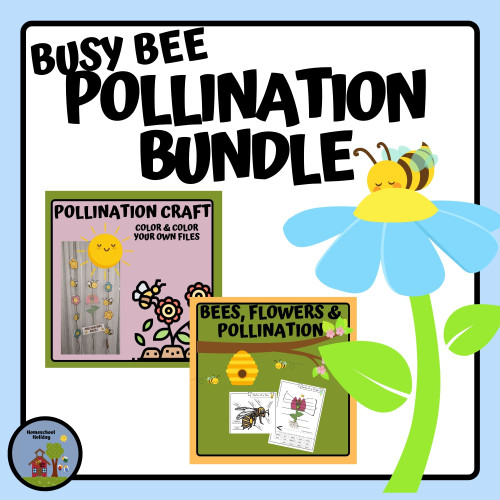 Busy Bee Pollination Bundle