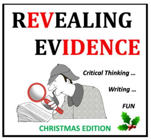 Revealing Evidence Christmas Edition