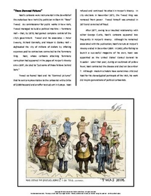 Biography: Thomas Nast