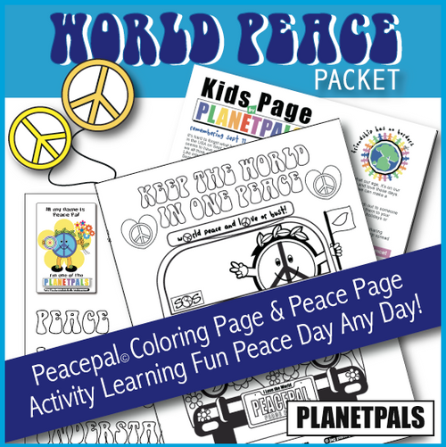 PP PEACEPAL ACTIVITIES TPT ADS worldpeace COLORING ad sq copy 2 500 750