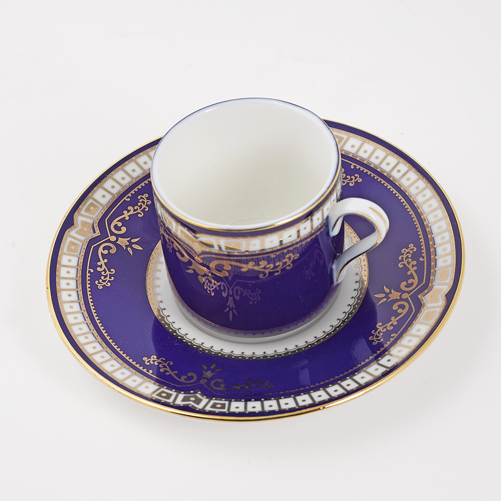 1st Class Cup and Saucer
