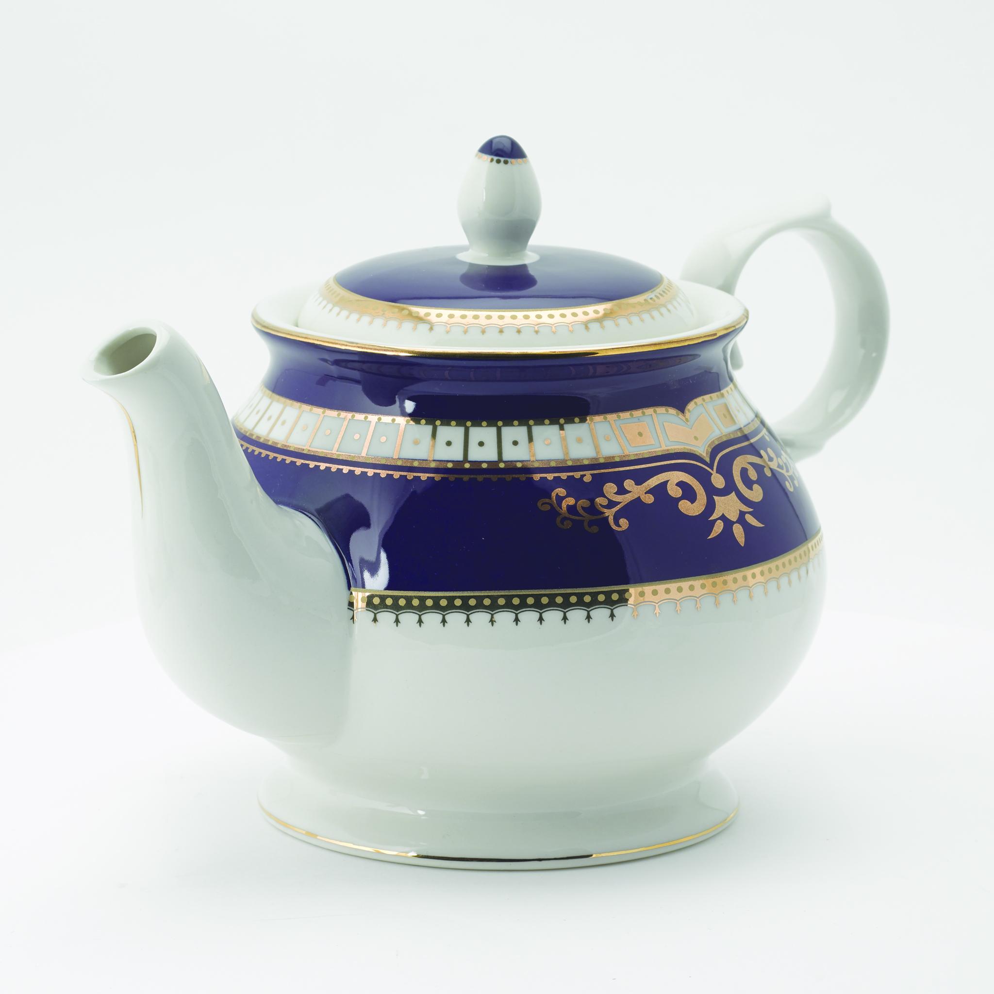 1st Class Teapot