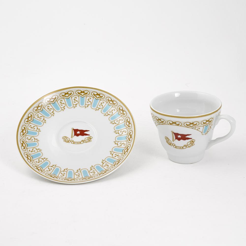 Wisteria Cup and Saucer Set- Replica
