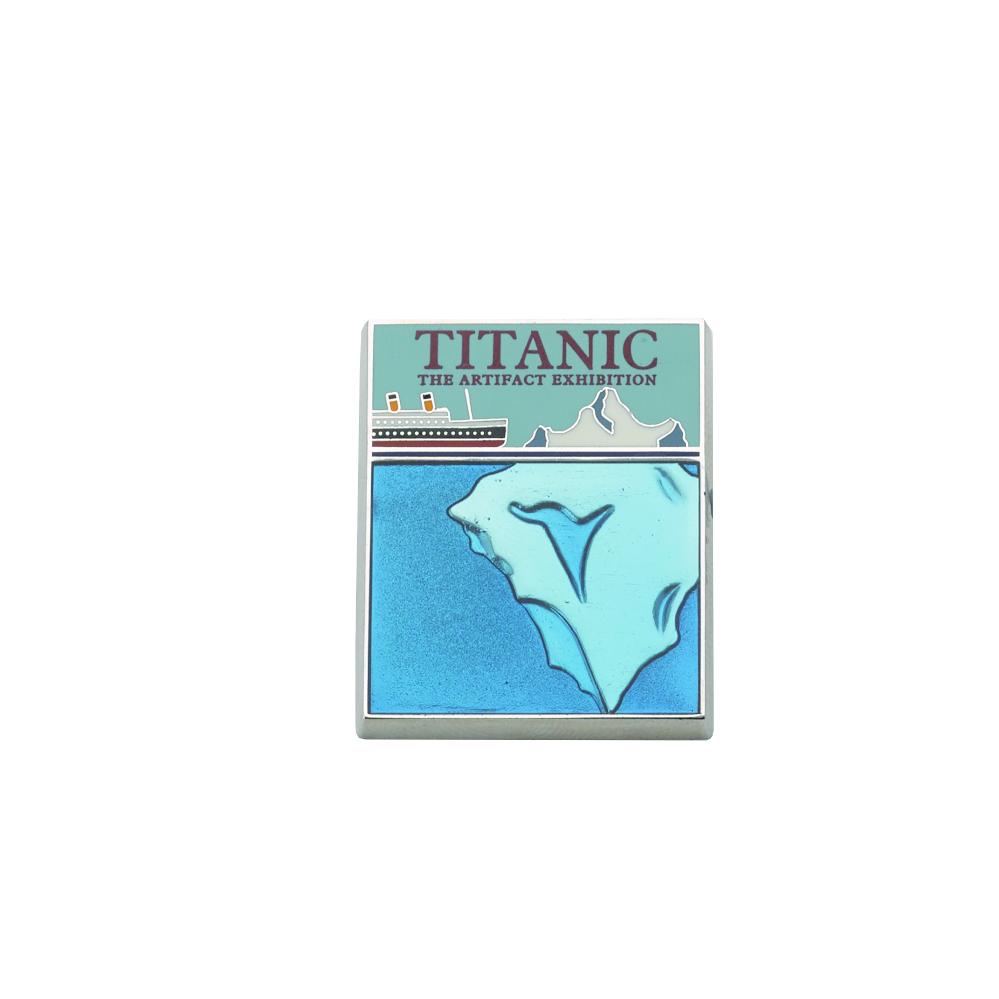 Iceberg Pin die strike NEW