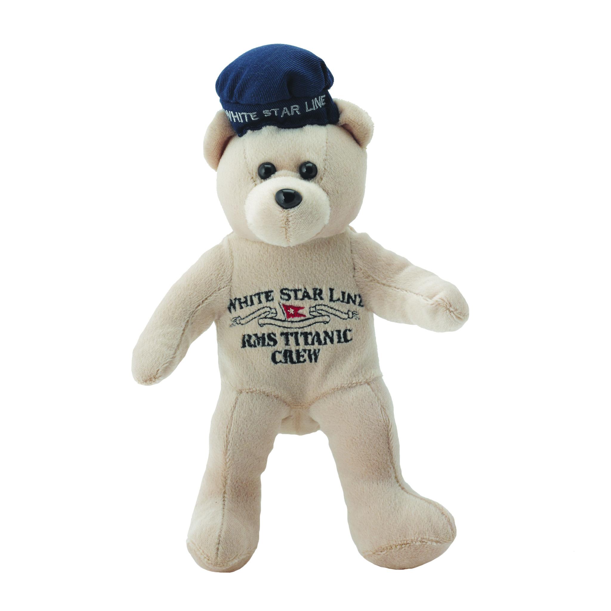 Titanic RMS Crew Bear