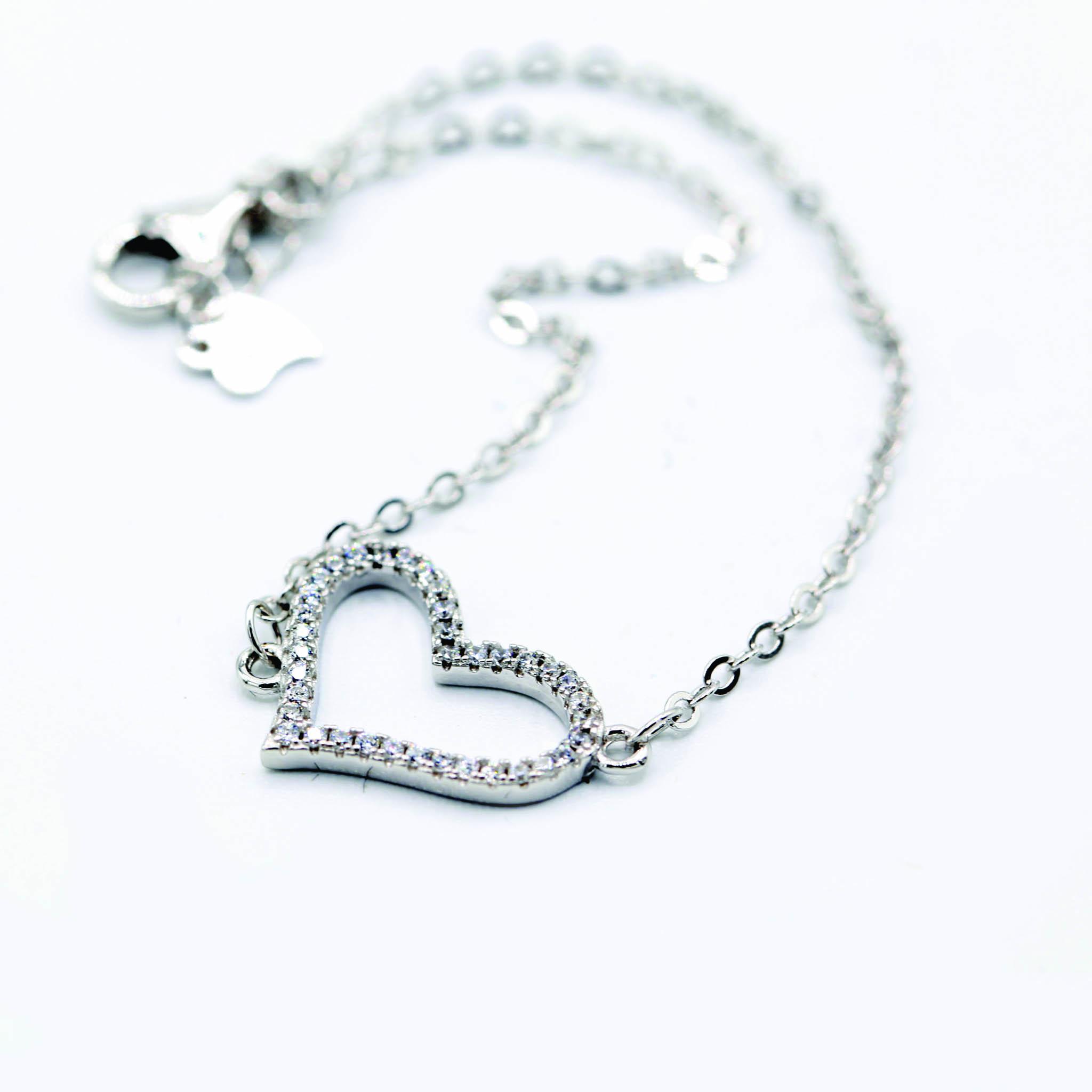 Swarovski crystal bracelet, W