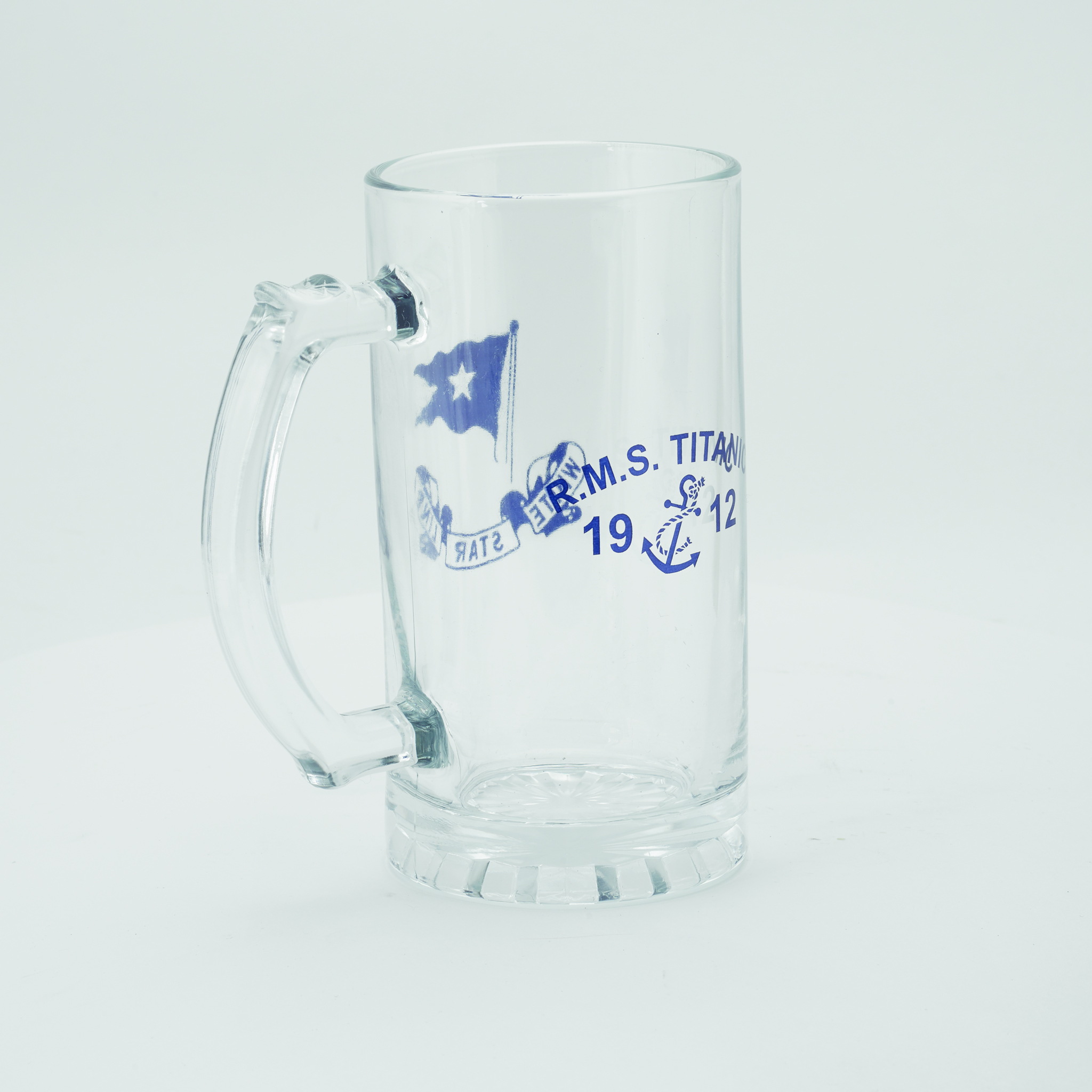 Beer Glass 17 oz