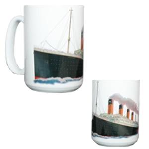 Ship Art Mug