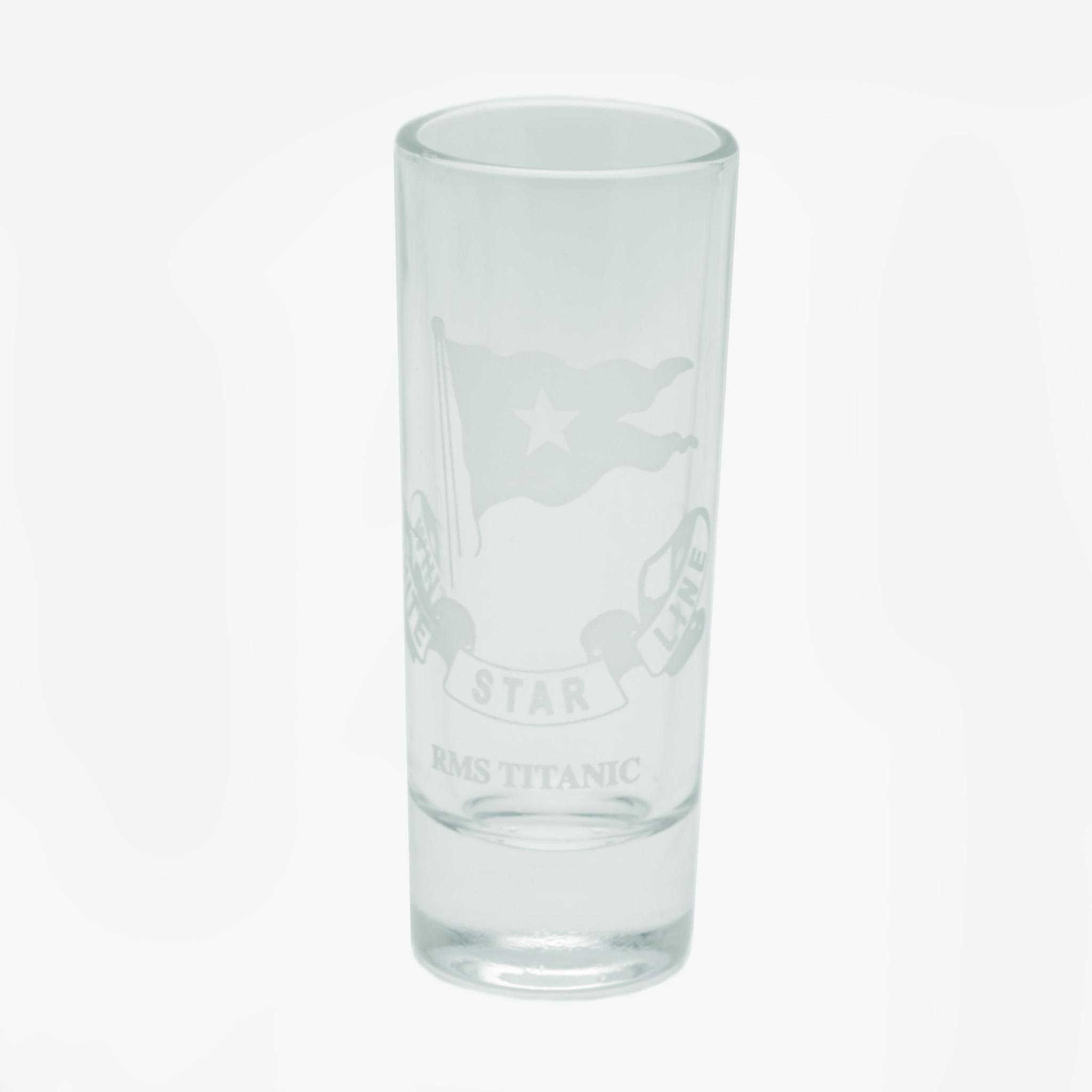 WSL Tall Shotglass