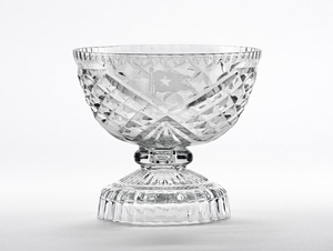 footed bowl 11.5 cm H