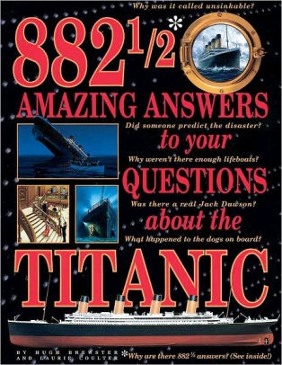 882 1/2 Answers Book