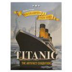 RMS Titanic Souvenir Program