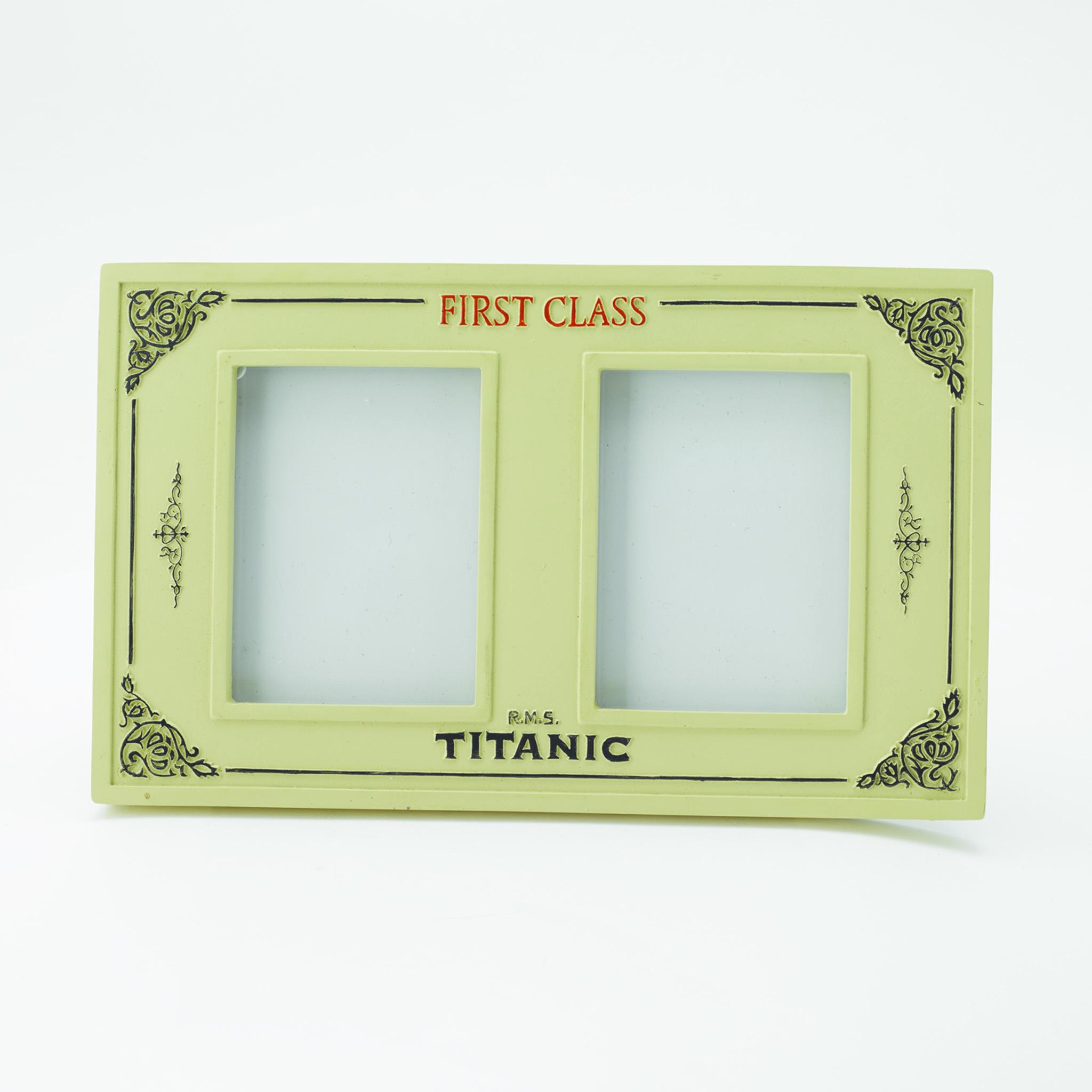 Titanic Double Frame, 3x2